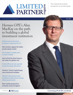 Limited Partner Magazine Q1 2012