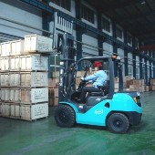 Kion forklift - AltAssets Private Equity News