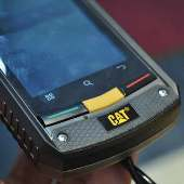 Caterpillar rugged phone