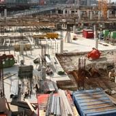 building site construction