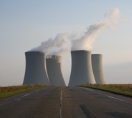 nuclear cooling towers power