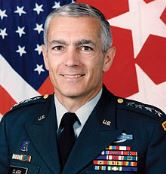 General Wesley Clark Blackstone