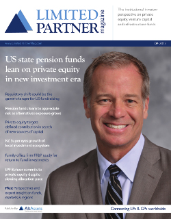 Limited Partner Magazine - Q4 2013