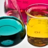 lab glass biotech pharma chemical