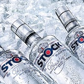 Stock Spirit vodka