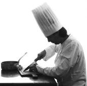 chef cooking restaurant