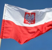 poland polish flag