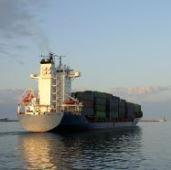 ship supply logistics container