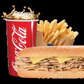 Kudu sandwich