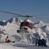 heli skiing Intrawest Resorts