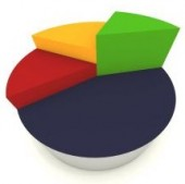 pie chart graph data