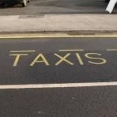 tax rank minicab