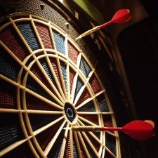 dartboard target
