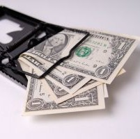 debt money dollars