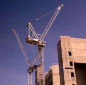 infrastructure real estate building site crane
