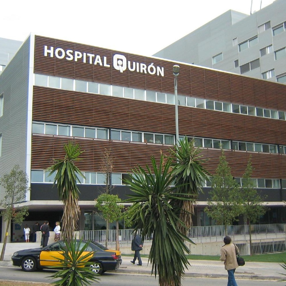 quiron hospital barcelona