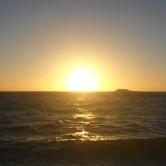 sun beach sunset