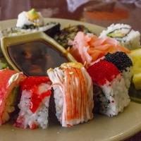 sushi food restaurant