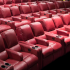 VIP cinema seating