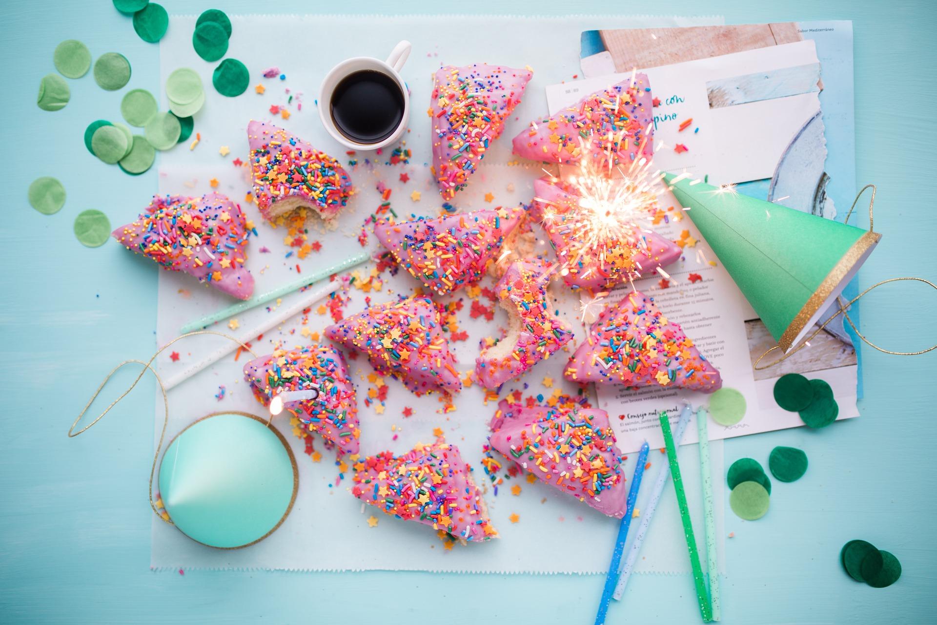Sterling Partners picks cake topper startup Fancy Sprinkles